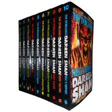 Darren Shan Collection 10 Books Set Demonata Series Paperback New Blood Beast
