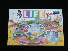 GAME OF LIFE - THE SIMPSONS EDITION - CONTENTS EXCELLENT - FREE POST