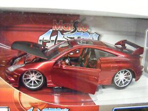 Maisto Custom Shop 1/24 Toyota Celica GTS Red Sealed Box