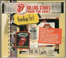 THE ROLLING STONES FROM THE VAULT LIVE IN LEEDS 1982 SEALED 2 CD + DVD SET NEW