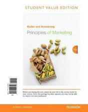 Principles of Marketing, Student Value Edition (15th Edition)