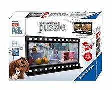 """Ravensburger """"The Secret Life of Pets"""" Filmstrip 2 Two Sided Puzzle (108 Piece)"""