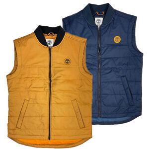 Timberland Men's Puffer Poly Fill Lightweight Vest A2AZP