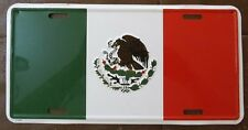 2008 MEXICO BOOSTER License Plate