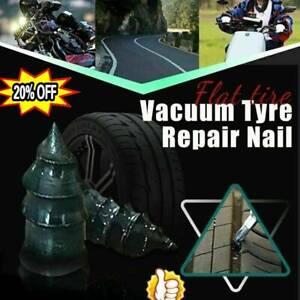 10xTubeless Tyre Repair Rubber Nail Vacuum Tyre Repair Nail For Motorcycle Car