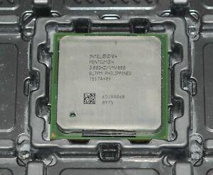 Pentium 4 3.0GHZ HT Socket 478 CPU 3.0/1M/800 SL7E4 SL7PM SL79L