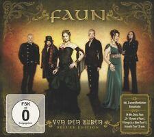 FAUN - VON DEN ELBEN (DELUXE EDITION)  CD + DVD  DEUTSCH-POP  NEW+