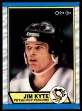 1989-90 O-Pee-Chee Jim Kyte #295