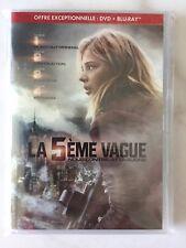 LA 5EME VAGUE - COFFRET RARE BLU RAY + DVD -