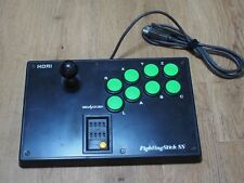 Rare Sega Saturn Hori Fighting Stick SS Controller Sega Saturn Japan Condition