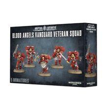 Warhammer 40K: Blood Angels: Vanguard Veteran Squad  NEW
