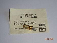 SMC HF- Einsteckbuchsen für Stecker / Buchsenkombinationen EFS , 2 Stück