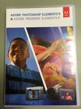 Adobe Photoshop Elements 9 (mac) Retail Boxed