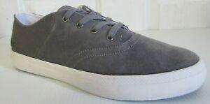 Lacoste Live Men's Rene Chunky GCM Dark Gray Shoes Size 10