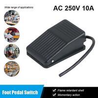 Momentary Foot Controller Fußschalter AC220V 10A SPDT Fußschalter X7R