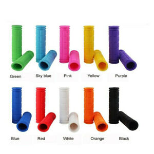 Rubber 12cm Bike Handlebar Grip Soft Overgrip Cover for BMX/MTB Road Kid Bicycle