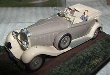 James Bond 007 Moonraker Hispano Suiza 1:43 Voiture Model Car DY059