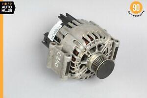 12-15 Mercedes W204 C250 SLK250 Generator Alternator 150 AMP 14V 0009063000 OEM