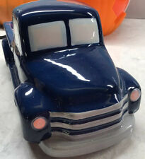 New Scentsy Warmer - Blue Retro Truck Warmer - Sold Out! Htf!