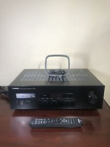 Yamaha Natural Surround Sound Home Audio Theater Receiver Amp R-S201