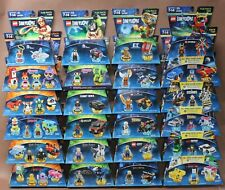 New Sealed LEGO Dimensions Level / Team / Fun Packs ~ You Choose ~