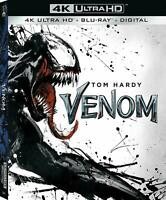 Venom - 4K UHD Ultra HD + Blu-ray (2018)