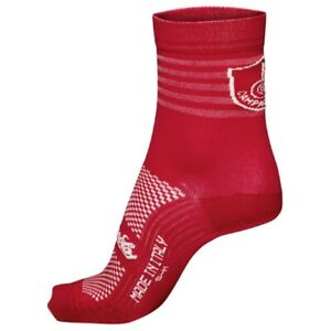 New Campagnolo Litech Cycling Socks, Red - Various Sizes