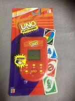UNO Electronic Card Game Neu & Ovp - Mattel 55842