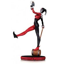 DC Direct Statue Harley Quinn Cover girls