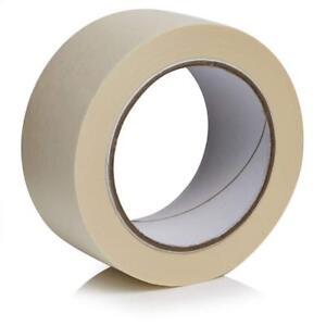 Quality Painting & Decorating Adhesive Premium Resistance Masking Tape 50mmx50M