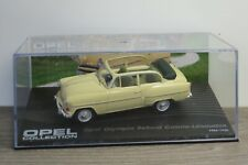 Opel Olympia Rekord Cabrio Limousine - Opel Collection 1:43 in Box *37883