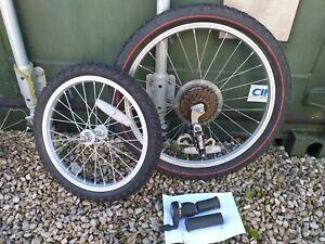 Raliegh Chopper Wheels