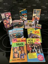 New Kids On The Block 14 Pc Lot