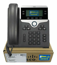 Cisco 7841 IP Phone (CP-7841-K9) - Brand New, 1 Year Warranty