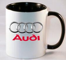 AUDI  CAR ART MUG GIFT CUP ..