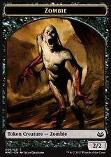 4x TOKEN Zombie MTG MAGIC MM3 English