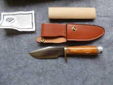BLACKJACK Trail Guide Knife A-2 Tool Steel Chestnut Handle Effingham IL USA NIB