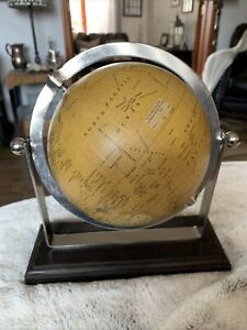 Unbranded Wooden Globes For Sale In Stock Ebay