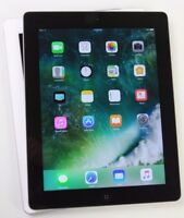 iPad 4 - 4th Generation Black / White 16gb 32gb 64gb - Wifi  - Great Condition