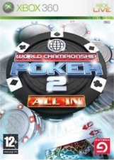 World Championship Poker 2 : all in pour Xbox 360