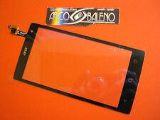 VETRO + TOUCH SCREEN per ACER LIQUID Z5 Z150 ORIGINALE 100% LCD DISPLAY VETRINO