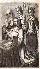 ANNE DE BRETAGNE IMAGE 1874 ENGRAVING