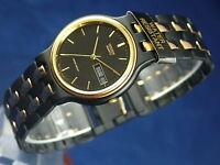 Vintage Citizen Gents Quartz Watch NOS New Old Stock Circa 1980s