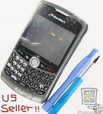 OEM Titanium Full Housing Alltel BlackBerry 8330 Curve