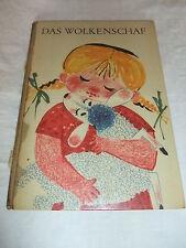 DDR Kinderbuch Bilderbuch Das Wolkenschaf Fred Rodrian und Werner Klemke 1962