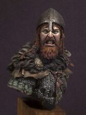 Andrea Miniatures Viking furia 1/10th Busto Sin Pintar Resina Kit