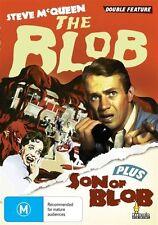The Blob / Son Of Blob (DVD)Steve McQueen [All Regions] NEW/SEALED
