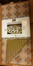 Kitchen Microfiber Drying Mat (16 x 19) BRONZE by BH
