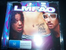 LMFAO Sorry For Party Rocking Australian Tour Limited CD DVD Edition Like New