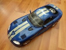1/18 SCALE BURAGO CLASSIC DODGE VIPER GTS COUPE DIECAST MODEL CAR